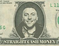 Straight Cash Money - Series Artwork