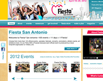 Fiesta Commission Website