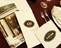 Swaltz [Restaurant Identity]