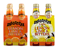 Packaging Angostura, Soft Drink