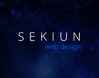 Sekiun Web Design