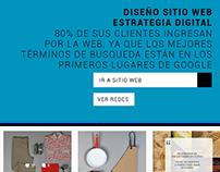 DESARROLLO PÁGINA WEB UNIFORMES PARA TODO