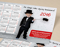 Kalendarz kominiarski