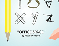 "Visual Alphabet ~ ""Office Space"""