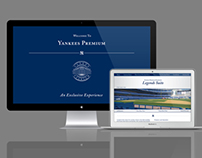 Yankees Premium - Website