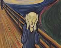 The Adobe 5th Scream Contest