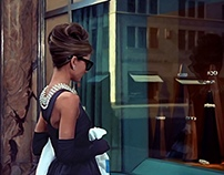 Audrey Hepburn @ Breakfast at Tiffany's #2