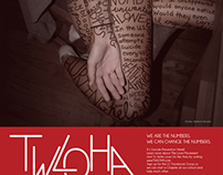 To Write Love On Her Arms- Suicide Prevention Posters