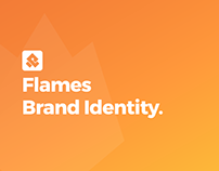 Flames - Brand Identity