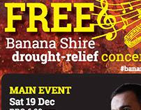Banana Shire Council drought-relief