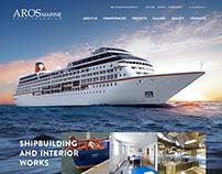 Aros Marine. Ship Interior