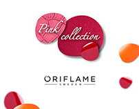 Balkans recruitment campaign for Oriflame