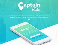 Captain Kids - Mobile App