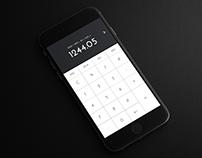 Calculator UI Design | Android & iOS Application