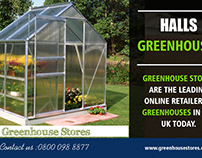 Halls Greenhouses | 800 098 8877 | greenhousestores.co.