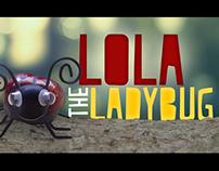 Lola the Ladybug - Nihi Kids