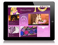 Princess App Concept