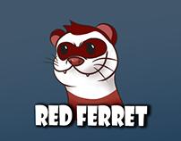 Red Ferret Studio Logo