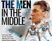 NFL Networks: The Men in the Middle