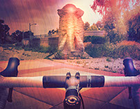 Bike vs. Wooly Mammoth