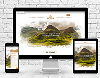WEB_The Glen Silver's website
