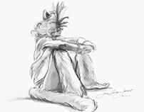 Adobe Sketch, Apple Pencil & Me