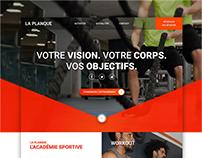 La planque - homepage