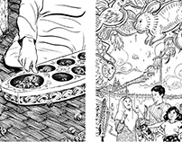 Malaysiana Colouring Book Pages