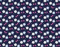 Purple Dream Pattern