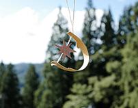 九越風物詩 - hanging mobiles