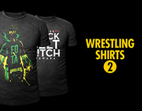 Wrestling Shirts 2