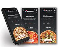 Propuesta App Domino´s Pizza