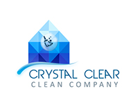 Crystal Clear Clean Company - Corporate Branding