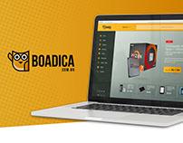 Boadica Concept Redesign