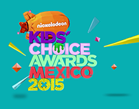 Kids' Choice Awards Mexico 2015