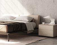 Set Furniture Renderings (Federico Churba designed)