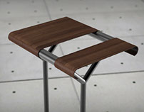 Square Y - Side Table