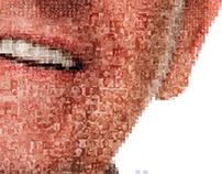 Ilustraciones digitales de candidatos Valle