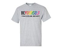 BeYourself T-Shirt Design