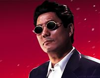 Takeshi Kitano - a filmography