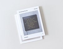 The Design Society Journal 07 — Context