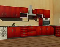 Cuisines 3D