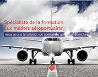 Aeronautical training school