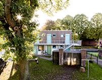 New Shores - Wohnhaus für Geflüchtete