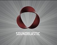 Soundblastic - Logo