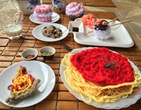 Crochet Food Porn