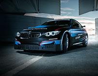 BMW Ice Racer