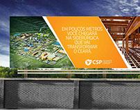Outdoor CSP - Companhia Siderúrgica do Pecém