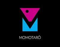Momotaro Sushi - Logo and Identity