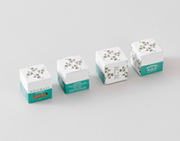 Around the World: herbs & spices packaging
